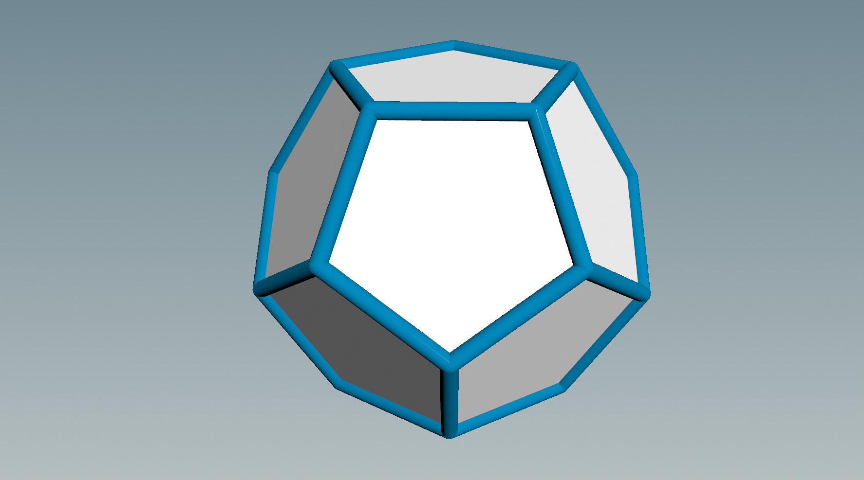 dodecahedron-with-edges